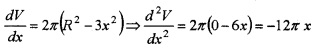 Plus Two Maths Chapter Wise Questions and Answers Chapter 6 Application of Derivatives 6M Q5.1