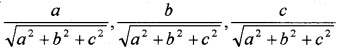 Plus Two Maths Notes Chapter 10 Vector Algebra 2