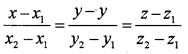 Plus Two Maths Notes Chapter 11 Three Dimensional Geometry 4