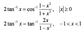 Plus Two Maths Notes Chapter 2 Inverse Trigonometric Functions 7