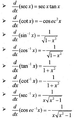 Plus Two Maths Notes Chapter 5 Continuity and Differentiability 4