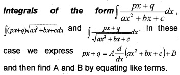 Plus Two Maths Notes Chapter 7 Integrals 4