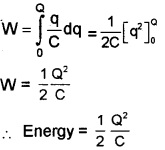 Plus Two Physics Chapter Wise Questions and Answers Chapter 2 Electric Potential and Capacitance 4M Q5
