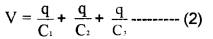 Plus Two Physics Chapter Wise Questions and Answers Chapter 2 Electric Potential and Capacitance 5M Q3.4