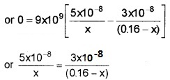Plus Two Physics Chapter Wise Questions and Answers Chapter 2 Electric Potential and Capacitance Textbook Questions Q1