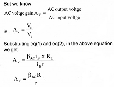 Plus Two Physics Notes Chapter 14 Semiconductor Electronics Materials, Devices and Simple Circuits 33