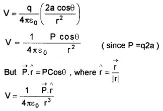 Plus Two Physics Notes Chapter 2 Electric Potential and Capacitance 7