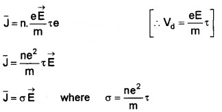 Plus Two Physics Notes Chapter 3 Current Electricity 10