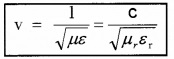 Plus Two Physics Notes Chapter 8 Electromagnetic Waves 8