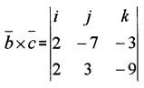 Plus Two Maths Chapter Wise Questions and Answers Chapter 10 Vector Algebra 3M Q6.2