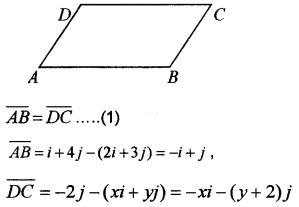 Plus Two Maths Chapter Wise Questions and Answers Chapter 10 Vector Algebra 4M Q1