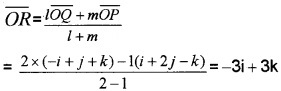 Plus Two Maths Chapter Wise Questions and Answers Chapter 10 Vector Algebra 4M Q2.1