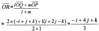 Plus Two Maths Chapter Wise Questions and Answers Chapter 10 Vector Algebra 4M Q2
