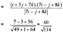 Plus Two Maths Chapter Wise Questions and Answers Chapter 10 Vector Algebra 4M Q4.2
