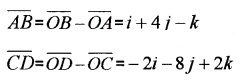 Plus Two Maths Chapter Wise Questions and Answers Chapter 10 Vector Algebra 4M Q8