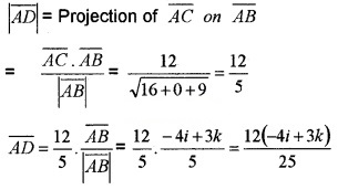 Plus Two Maths Chapter Wise Questions and Answers Chapter 10 Vector Algebra 6M Q3.1