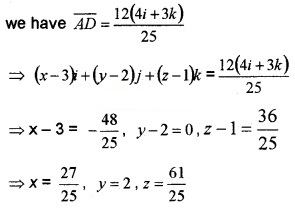 Plus Two Maths Chapter Wise Questions and Answers Chapter 10 Vector Algebra 6M Q3.2