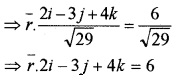 Plus Two Maths Chapter Wise Questions and Answers Chapter 11 Three Dimensional Geometry 4M Q14.1