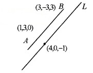 Plus Two Maths Chapter Wise Questions and Answers Chapter 11 Three Dimensional Geometry 4M Q3