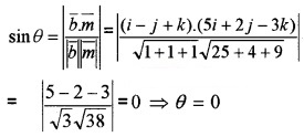 Plus Two Maths Chapter Wise Questions and Answers Chapter 11 Three Dimensional Geometry 6M Q3.1