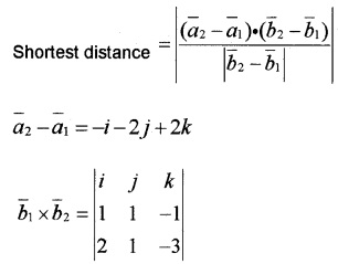Plus Two Maths Chapter Wise Questions and Answers Chapter 11 Three Dimensional Geometry 6M Q6.2