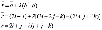 Plus Two Maths Chapter Wise Questions and Answers Chapter 11 Three Dimensional Geometry 6M Q6