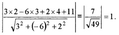 Plus Two Maths Chapter Wise Questions and Answers Chapter 11 Three Dimensional Geometry 6M Q8.1