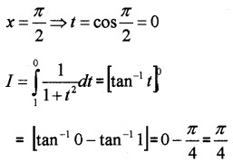 Plus Two Maths Chapter Wise Questions and Answers Chapter 7 Integrals 3M Q4.1