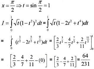 Plus Two Maths Chapter Wise Questions and Answers Chapter 7 Integrals 3M Q4.4