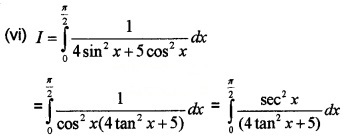 Plus Two Maths Chapter Wise Questions and Answers Chapter 7 Integrals 3M Q4.7