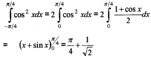 Plus Two Maths Chapter Wise Questions and Answers Chapter 7 Integrals 3M Q6