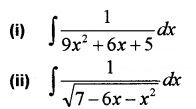 Plus Two Maths Chapter Wise Questions and Answers Chapter 7 Integrals 3M Q7