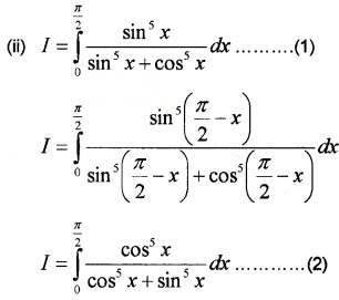 Plus Two Maths Chapter Wise Questions and Answers Chapter 7 Integrals 3M Q8.2