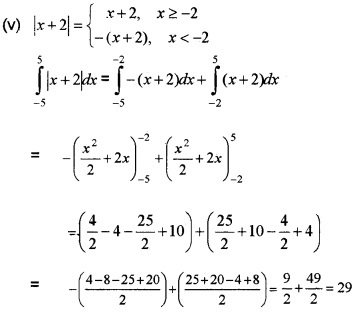 Plus Two Maths Chapter Wise Questions and Answers Chapter 7 Integrals 3M Q8.6
