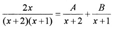 Plus Two Maths Chapter Wise Questions and Answers Chapter 7 Integrals 3M Q9.1
