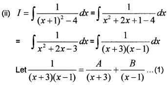 Plus Two Maths Chapter Wise Questions and Answers Chapter 7 Integrals 4M Q1.3