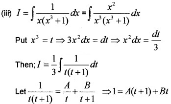 Plus Two Maths Chapter Wise Questions and Answers Chapter 7 Integrals 4M Q1.5