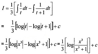 Plus Two Maths Chapter Wise Questions and Answers Chapter 7 Integrals 4M Q1.6