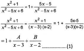 Plus Two Maths Chapter Wise Questions and Answers Chapter 7 Integrals 4M Q14