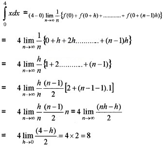 Plus Two Maths Chapter Wise Questions and Answers Chapter 7 Integrals 4M Q15