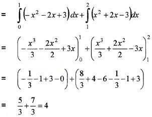 Plus Two Maths Chapter Wise Questions and Answers Chapter 7 Integrals 4M Q16.1