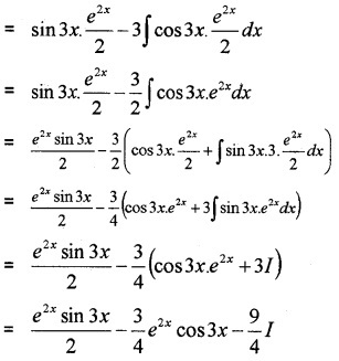 Plus Two Maths Chapter Wise Questions and Answers Chapter 7 Integrals 4M Q2