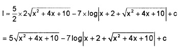 Plus Two Maths Chapter Wise Questions and Answers Chapter 7 Integrals 6M Q2.10