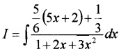 Plus Two Maths Chapter Wise Questions and Answers Chapter 7 Integrals 6M Q2.6