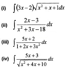 Plus Two Maths Chapter Wise Questions and Answers Chapter 7 Integrals 6M Q2