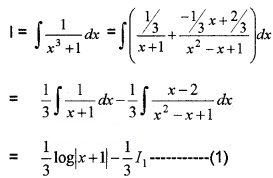 Plus Two Maths Chapter Wise Questions and Answers Chapter 7 Integrals 6M Q3.2