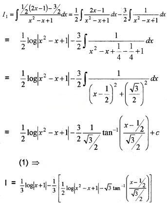 Plus Two Maths Chapter Wise Questions and Answers Chapter 7 Integrals 6M Q3.3