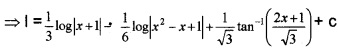 Plus Two Maths Chapter Wise Questions and Answers Chapter 7 Integrals 6M Q3.4