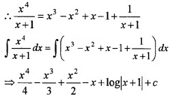 Plus Two Maths Chapter Wise Questions and Answers Chapter 7 Integrals 6M Q4.2