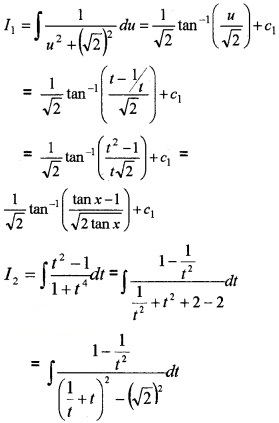 Plus Two Maths Chapter Wise Questions and Answers Chapter 7 Integrals 6M Q6.1